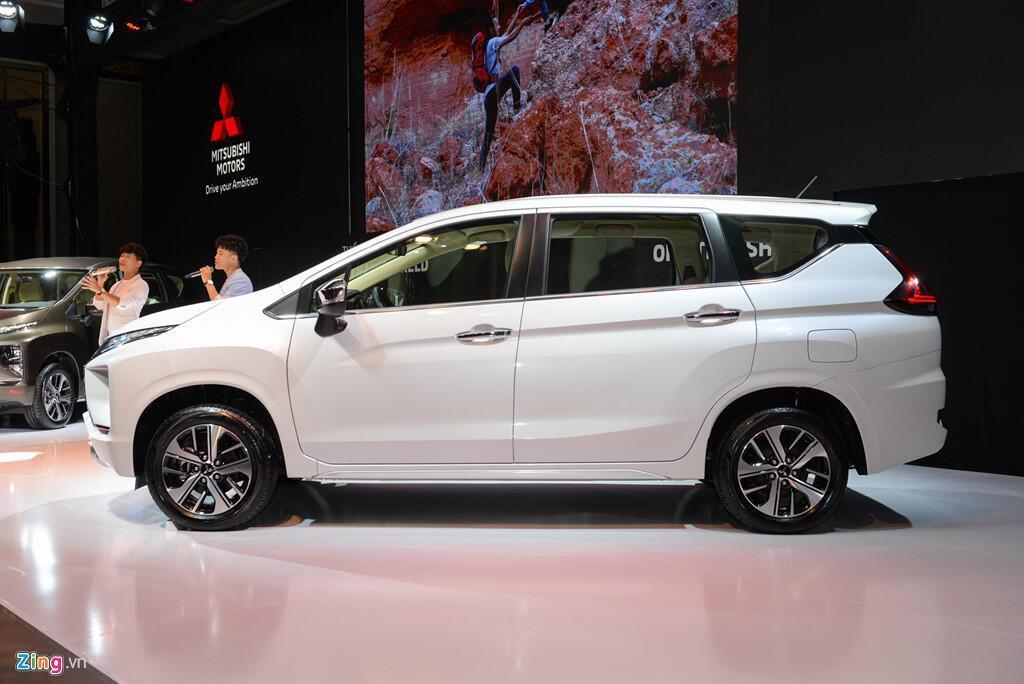 Ảnh Mitsubishi Xpander: Giá tốt, thiết kế đẹp, động cơ nhỏ - Hình 3