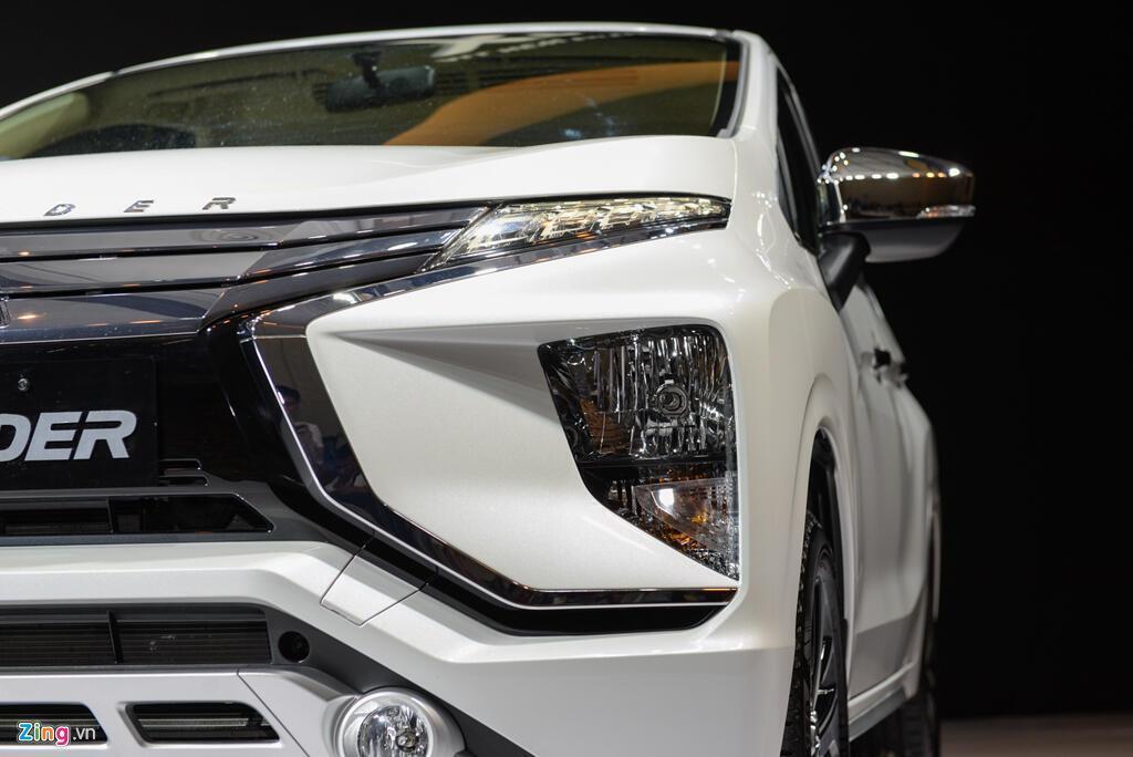 Ảnh Mitsubishi Xpander: Giá tốt, thiết kế đẹp, động cơ nhỏ - Hình 4