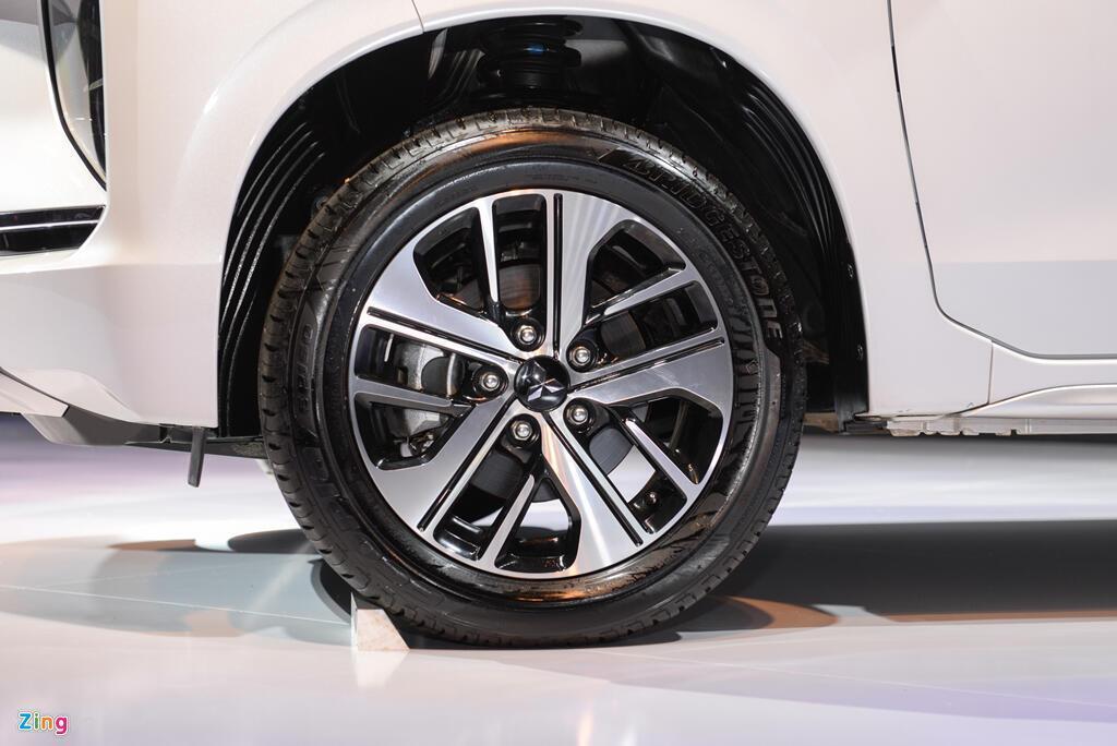 Ảnh Mitsubishi Xpander: Giá tốt, thiết kế đẹp, động cơ nhỏ - Hình 5