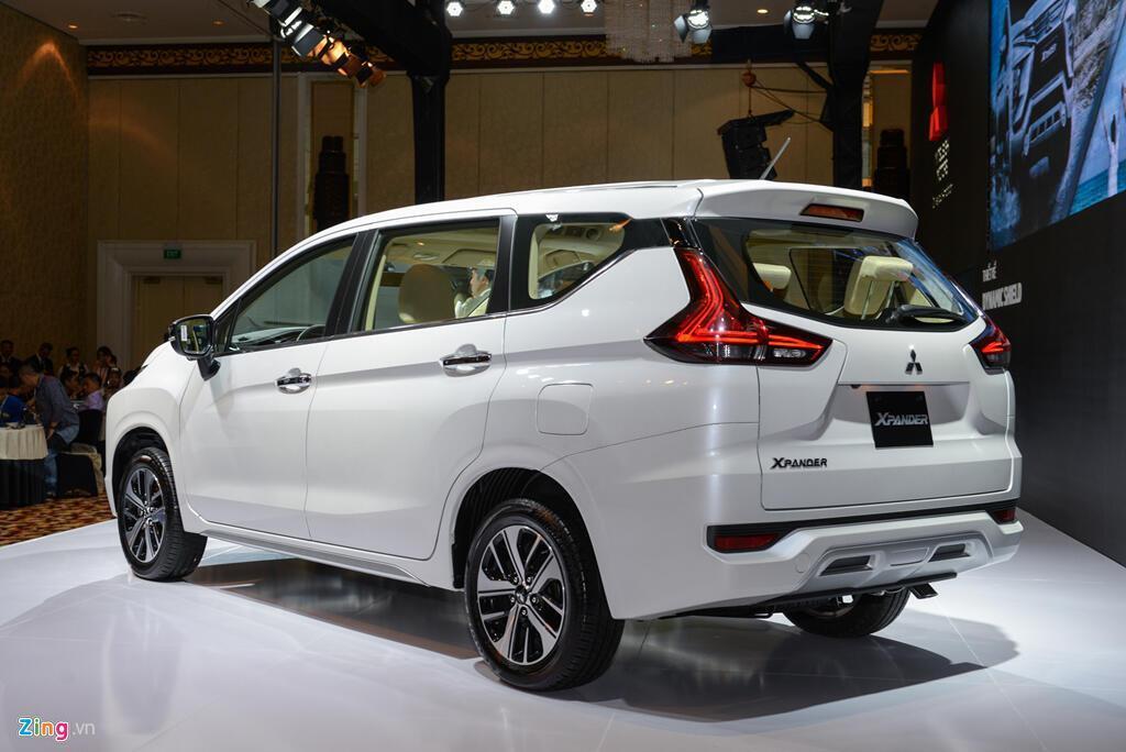 Ảnh Mitsubishi Xpander: Giá tốt, thiết kế đẹp, động cơ nhỏ - Hình 6