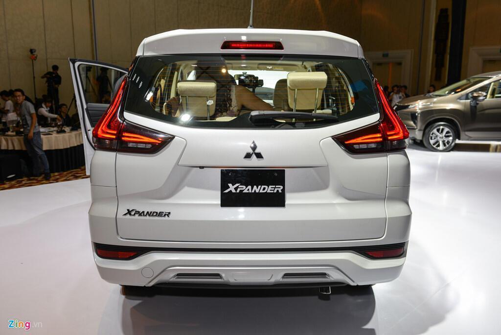 Ảnh Mitsubishi Xpander: Giá tốt, thiết kế đẹp, động cơ nhỏ - Hình 7