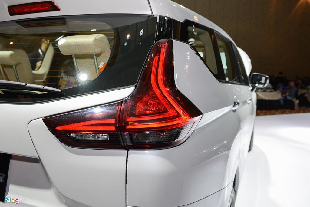 Ảnh Mitsubishi Xpander: Giá tốt, thiết kế đẹp, động cơ nhỏ - Hình 8