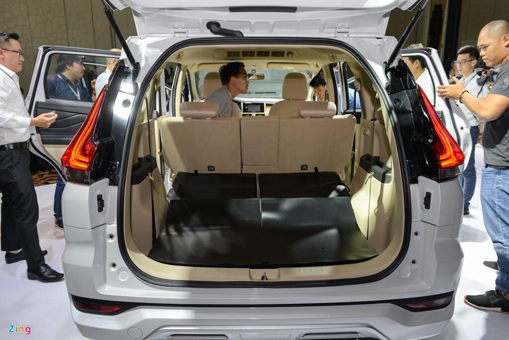 Ảnh Mitsubishi Xpander: Giá tốt, thiết kế đẹp, động cơ nhỏ - Hình 9