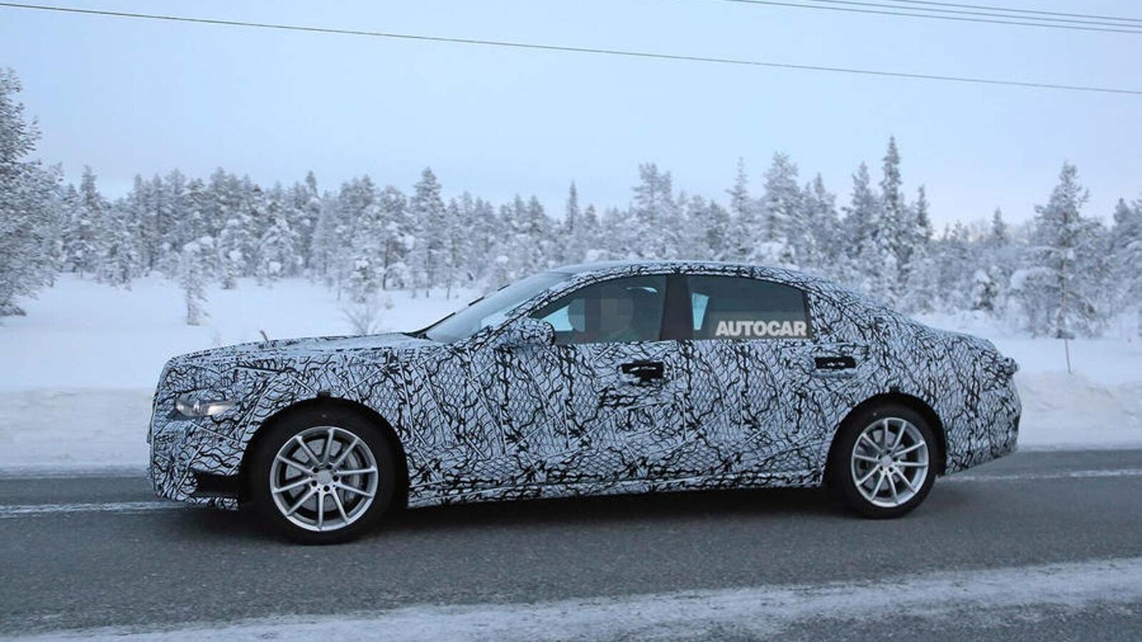 Ảnh render Mercedes-Benz S-Class thế hệ mới; đột phá về thiết kế - Hình 5