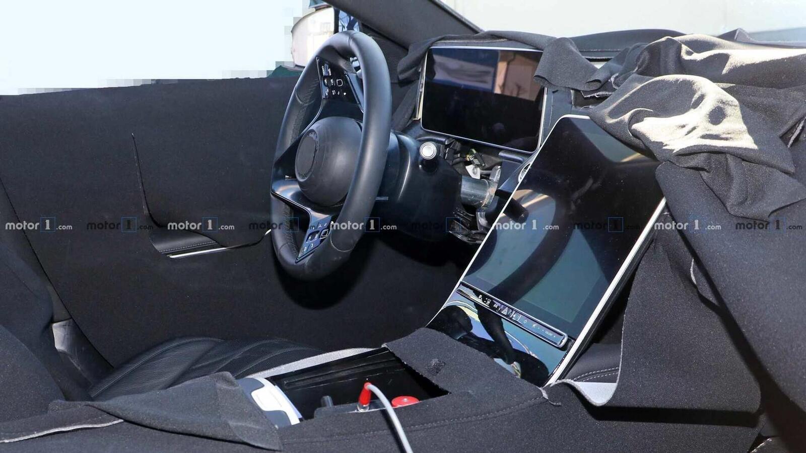 Ảnh render Mercedes-Benz S-Class thế hệ mới; đột phá về thiết kế - Hình 6