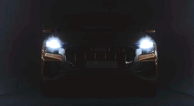 Ảnh siêu SUV Audi Q8 sắp ra mắt - Hình 2