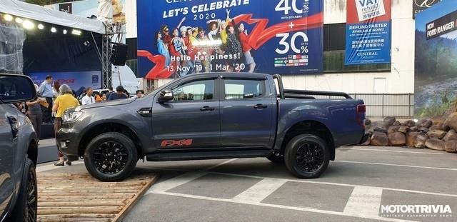 Ảnh thực tế cặp đôi Ford Ranger và Everest mới vừa ra mắt có thể về Việt Nam