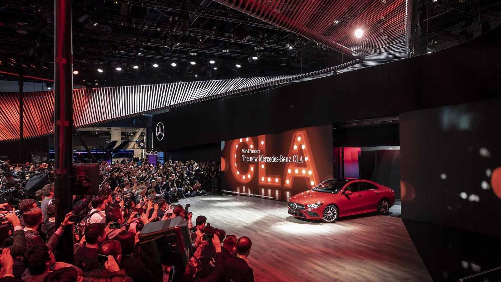 Ảnh thực tế Mercedes-Benz CLA 2020 thế hệ hoàn toàn mới tại Mỹ - Hình 31
