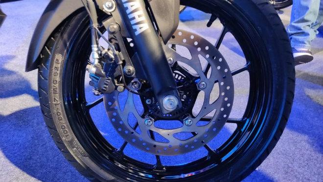 Ảnh thực tế môtô siêu rẻ Yamaha FZ V3.0 - Hình 2