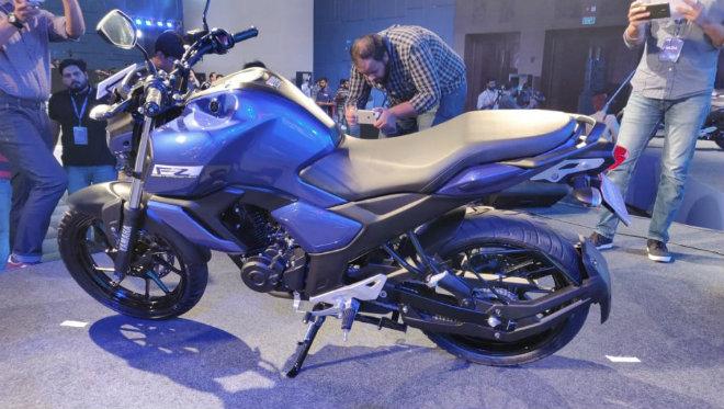 Ảnh thực tế môtô siêu rẻ Yamaha FZ V3.0 - Hình 5