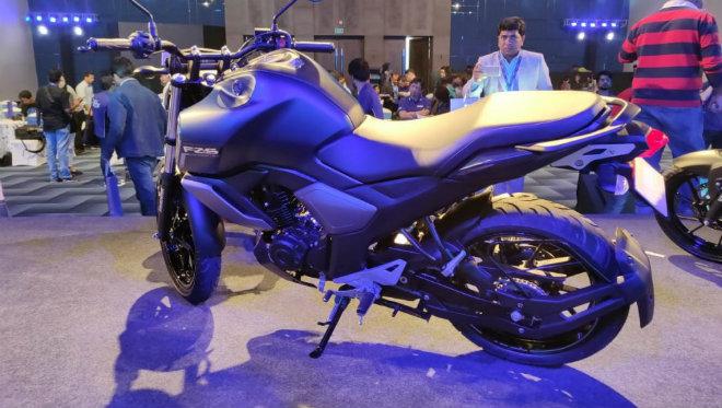 Ảnh thực tế môtô siêu rẻ Yamaha FZ V3.0 - Hình 7