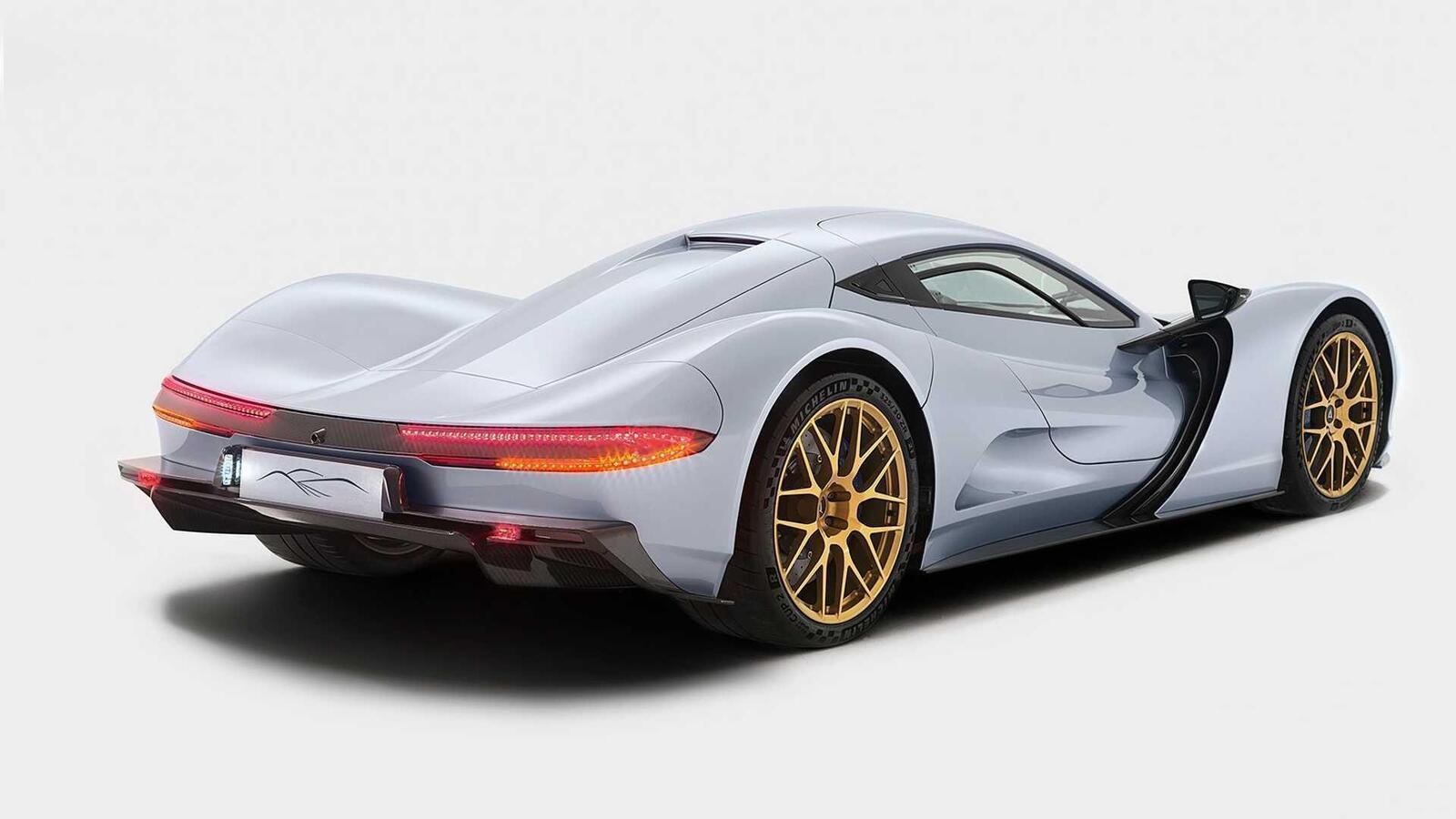 Aspark Owl - siêu xe điện nhanh nhất thế giới