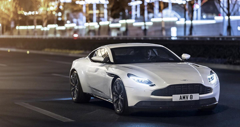 Aston Martin DB11 có thêm phiên bản động cơ tăng áp kép V8 - Hình 1