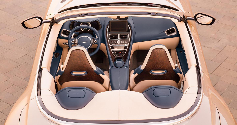Aston Martin DB11 Volante trình làng với phong cách gợi cảm - Hình 3