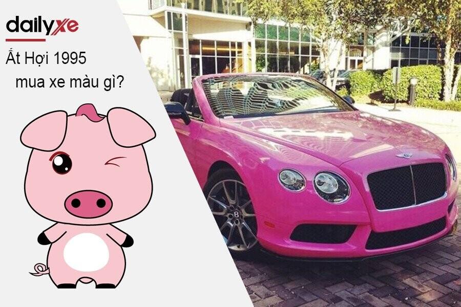 Nam Nữ Ất Hợi 1995 mua xe màu gì?