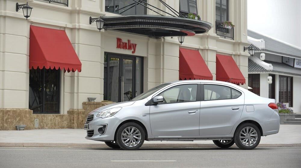 Attrage – Mẫu sedan lôi cuốn trọn vẹn của Mitsubishi - Hình 3