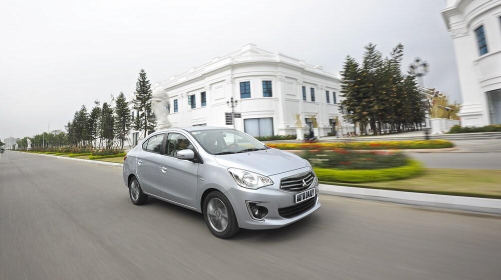 Attrage – Mẫu sedan lôi cuốn trọn vẹn của Mitsubishi - Hình 5