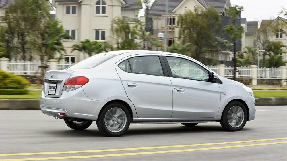 Attrage – Mẫu sedan lôi cuốn trọn vẹn của Mitsubishi - Hình 6