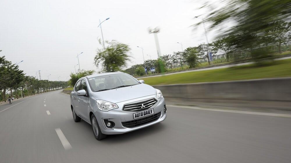 Attrage – Mẫu sedan lôi cuốn trọn vẹn của Mitsubishi - Hình 8