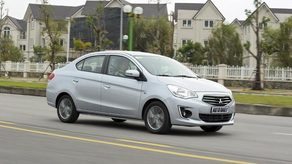 Attrage – Mẫu sedan lôi cuốn trọn vẹn của Mitsubishi - Hình 9