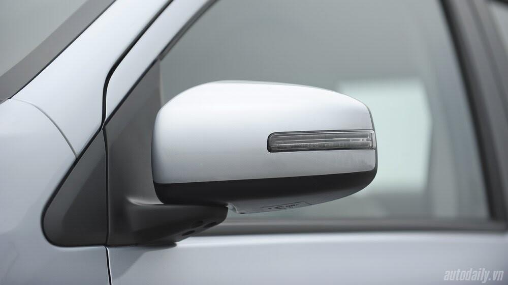 Attrage – Mẫu sedan lôi cuốn trọn vẹn của Mitsubishi - Hình 10