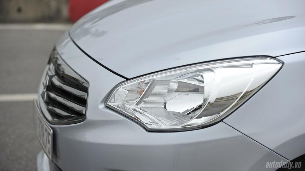 Attrage – Mẫu sedan lôi cuốn trọn vẹn của Mitsubishi - Hình 11