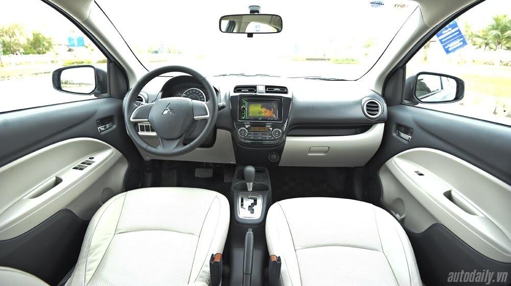 Attrage – Mẫu sedan lôi cuốn trọn vẹn của Mitsubishi - Hình 13