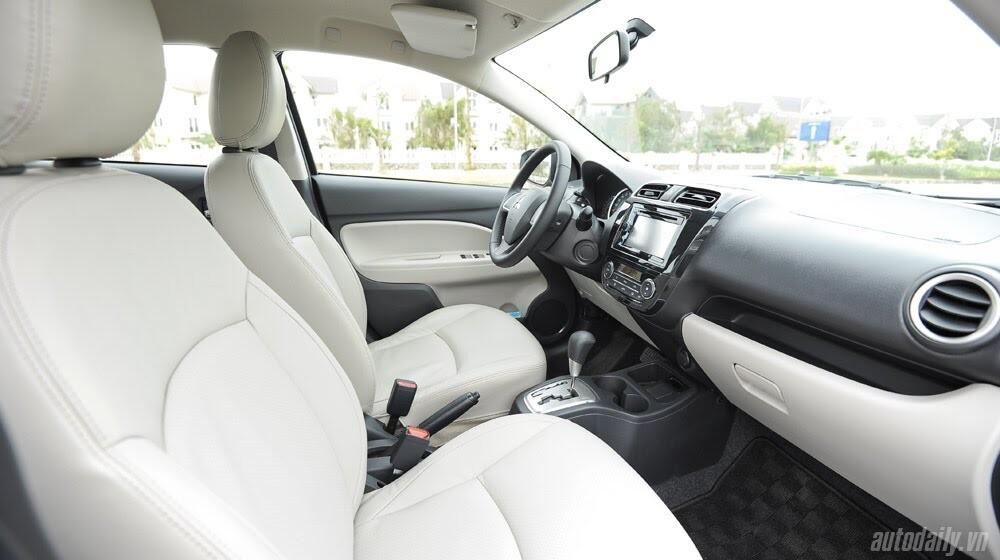 Attrage – Mẫu sedan lôi cuốn trọn vẹn của Mitsubishi - Hình 16