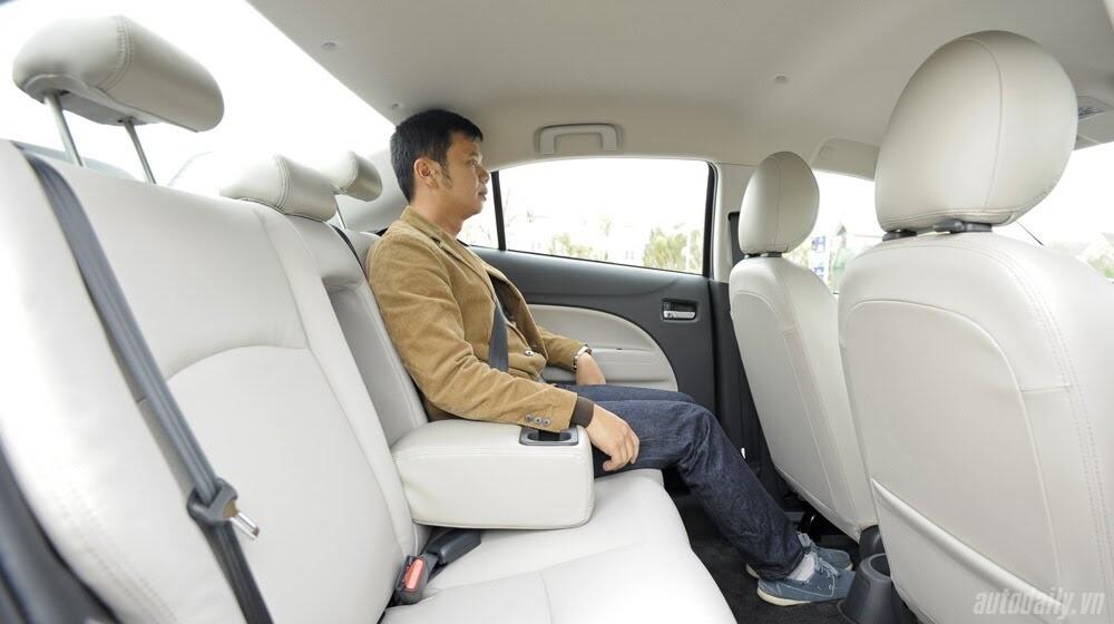Attrage – Mẫu sedan lôi cuốn trọn vẹn của Mitsubishi - Hình 18