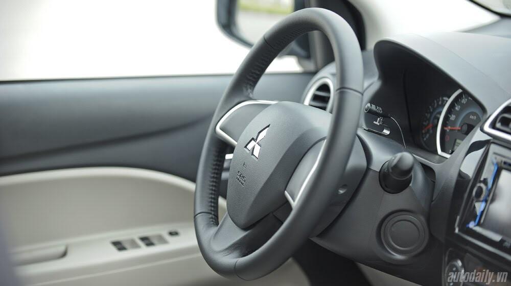 Attrage – Mẫu sedan lôi cuốn trọn vẹn của Mitsubishi - Hình 20
