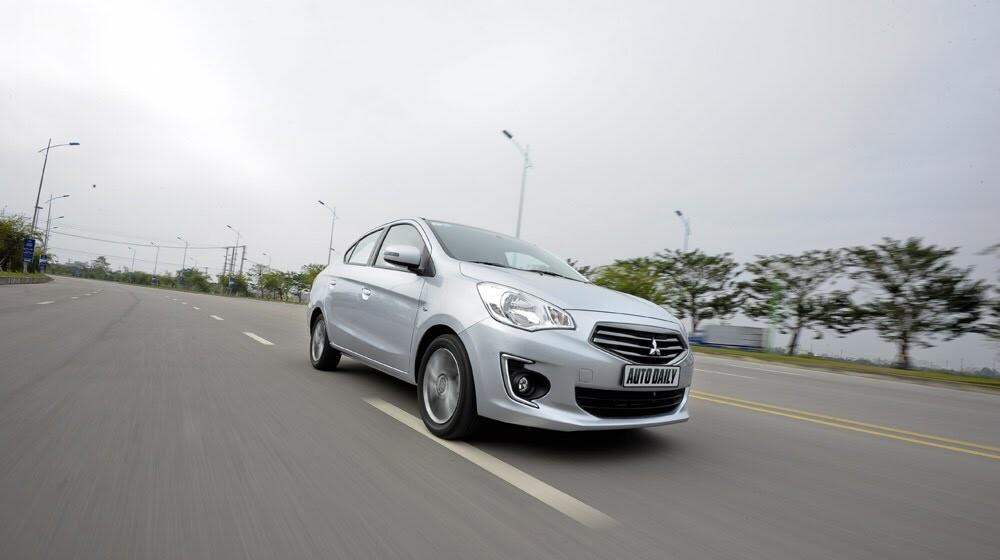 Attrage – Mẫu sedan lôi cuốn trọn vẹn của Mitsubishi - Hình 23