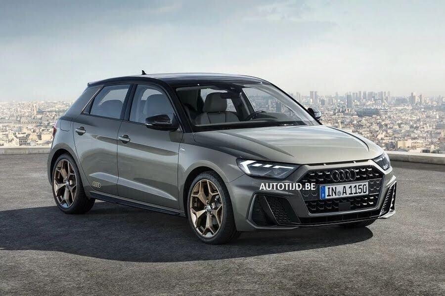 Audi A1 2019 và những hình ảnh chính thức đầu tiên - Hình 1