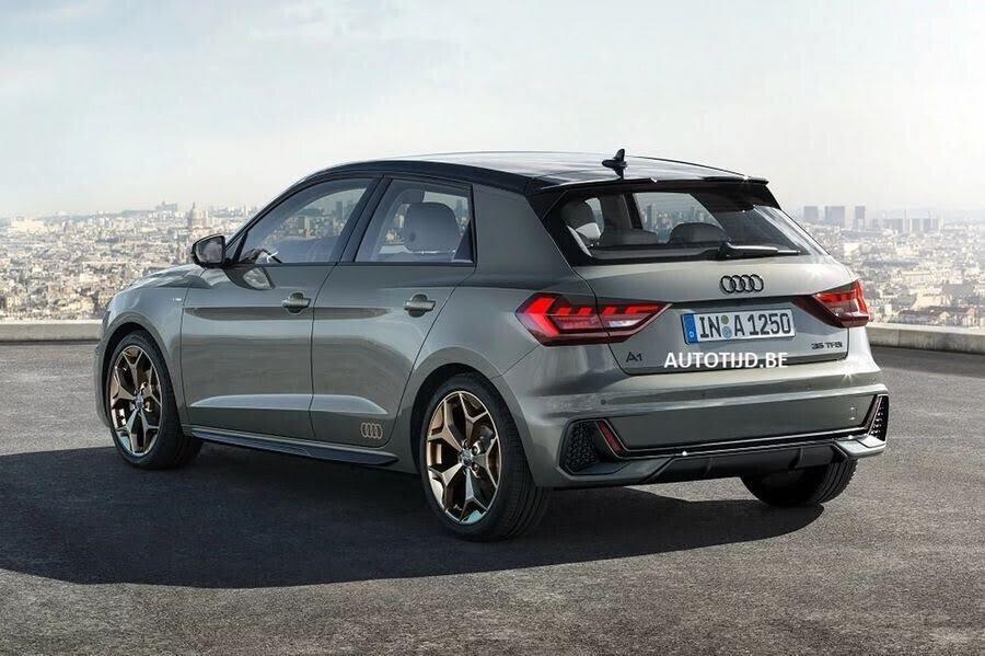 Audi A1 2019 và những hình ảnh chính thức đầu tiên - Hình 2