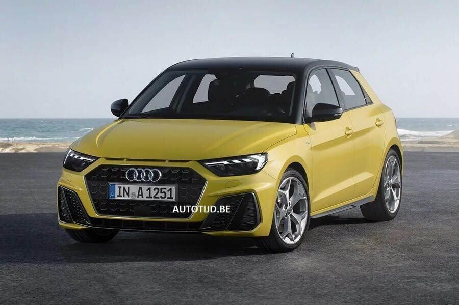 Audi A1 2019 và những hình ảnh chính thức đầu tiên - Hình 3