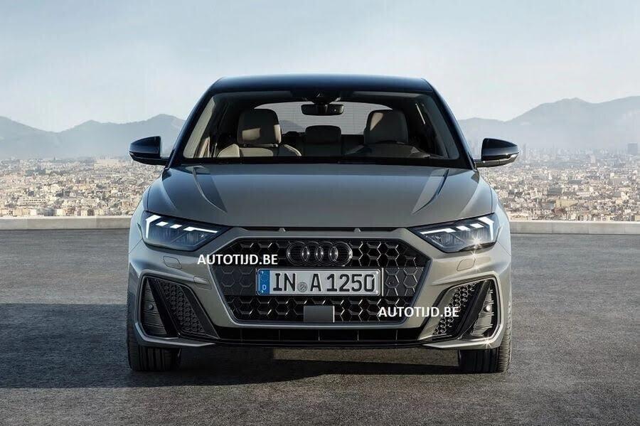Audi A1 2019 và những hình ảnh chính thức đầu tiên - Hình 4