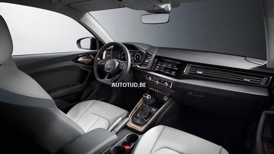 Audi A1 2019 và những hình ảnh chính thức đầu tiên - Hình 5