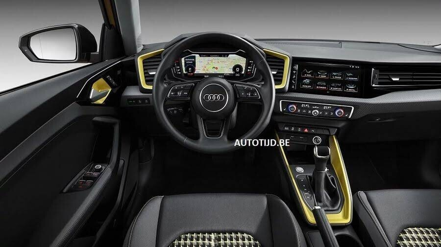 Audi A1 2019 và những hình ảnh chính thức đầu tiên - Hình 6