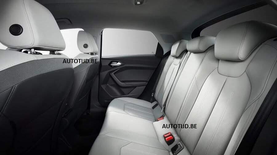 Audi A1 2019 và những hình ảnh chính thức đầu tiên - Hình 7