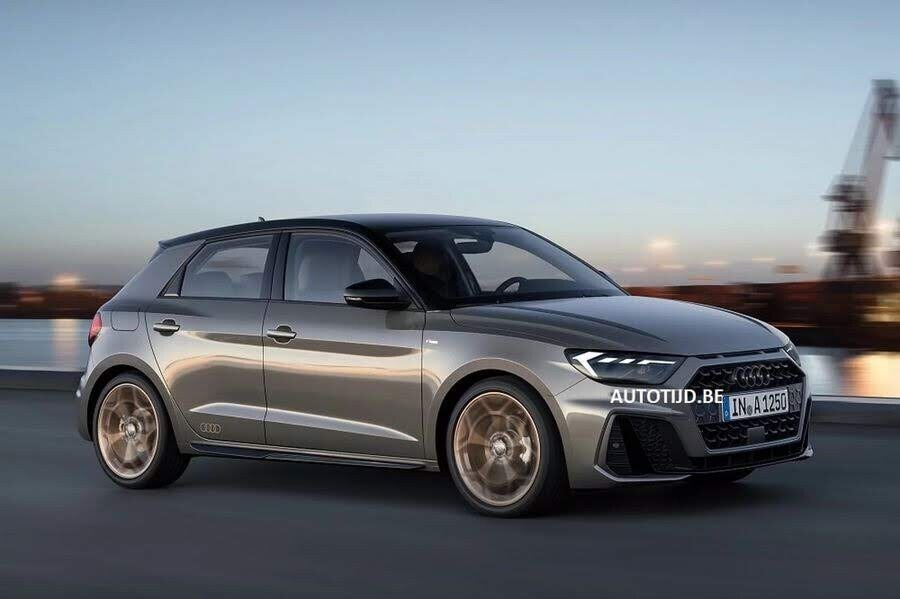 Audi A1 2019 và những hình ảnh chính thức đầu tiên - Hình 8
