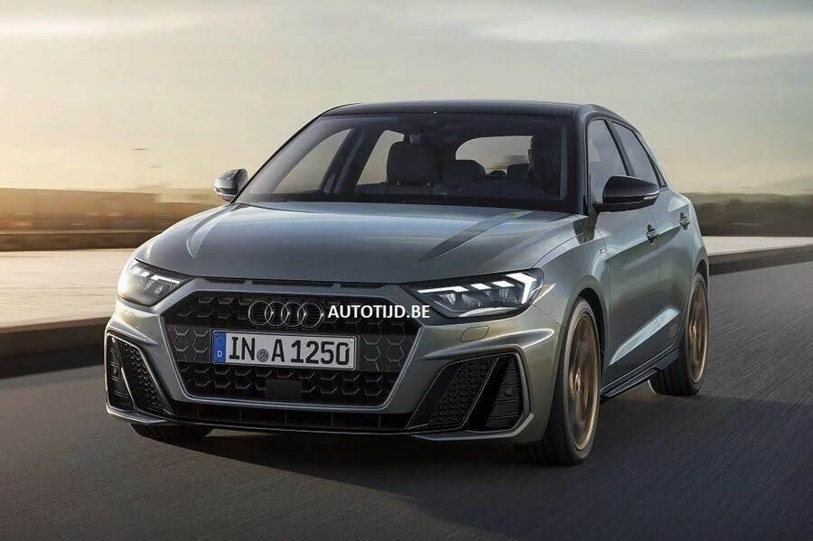 Audi A1 2019 và những hình ảnh chính thức đầu tiên - Hình 9