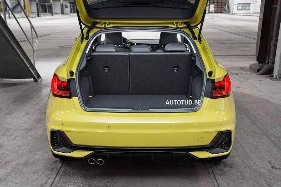 Audi A1 2019 và những hình ảnh chính thức đầu tiên - Hình 10