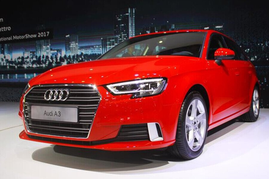 Tổng quan Audi A3