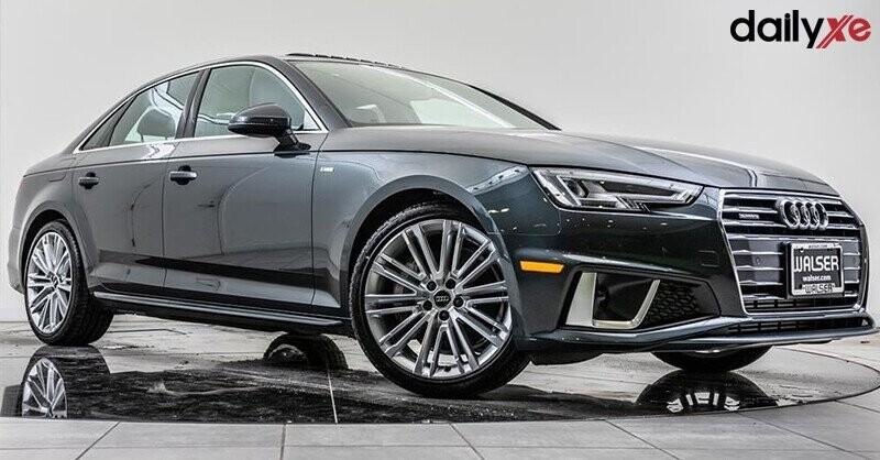 Tổng quan Audi A4