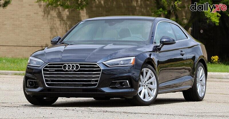 Tổng quan Audi A5