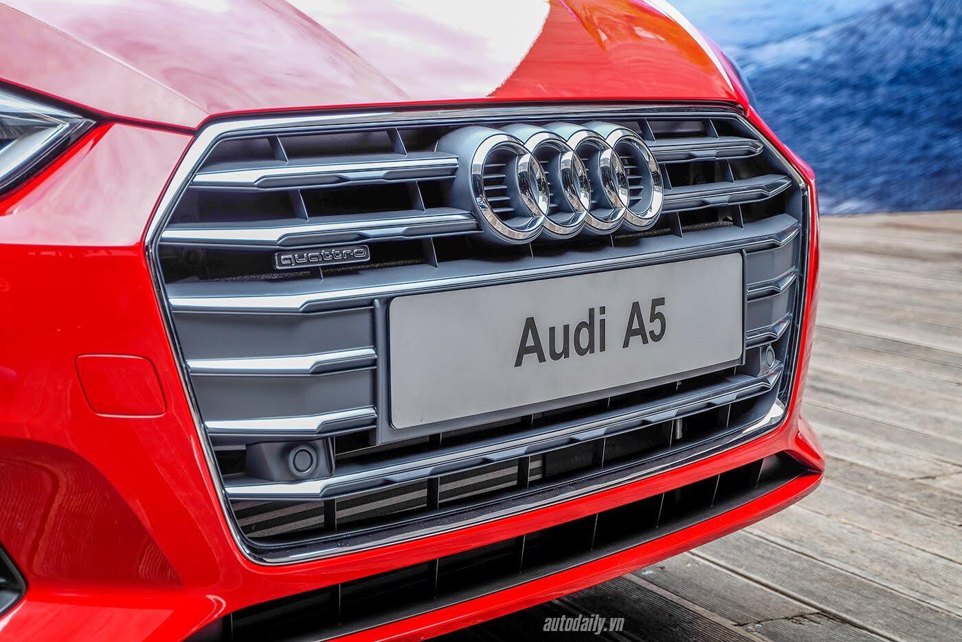 Audi A5 Sportback 2017 chính thức ra mắt tại Việt Nam - Hình 6