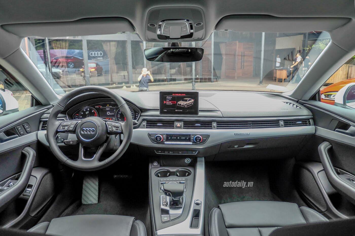 Audi A5 Sportback 2017 chính thức ra mắt tại Việt Nam - Hình 8