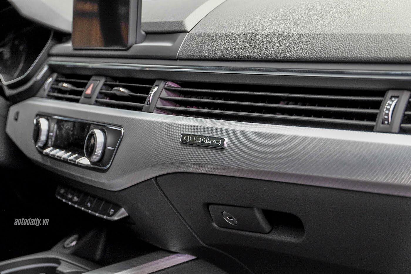 Audi A5 Sportback 2017 chính thức ra mắt tại Việt Nam - Hình 9