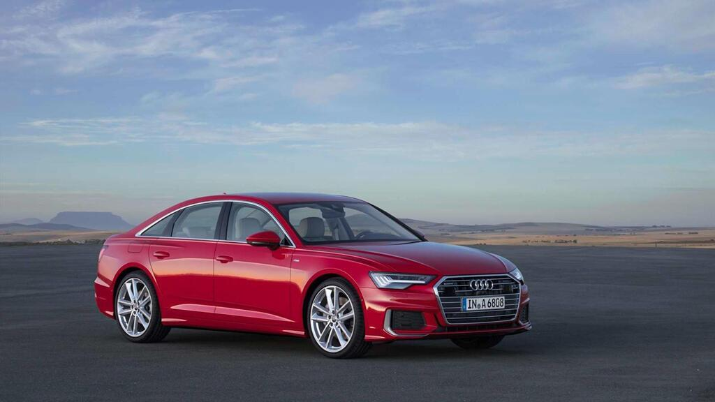 Audi A6 2019 chốt giá từ 59.000 USD - Hình 1