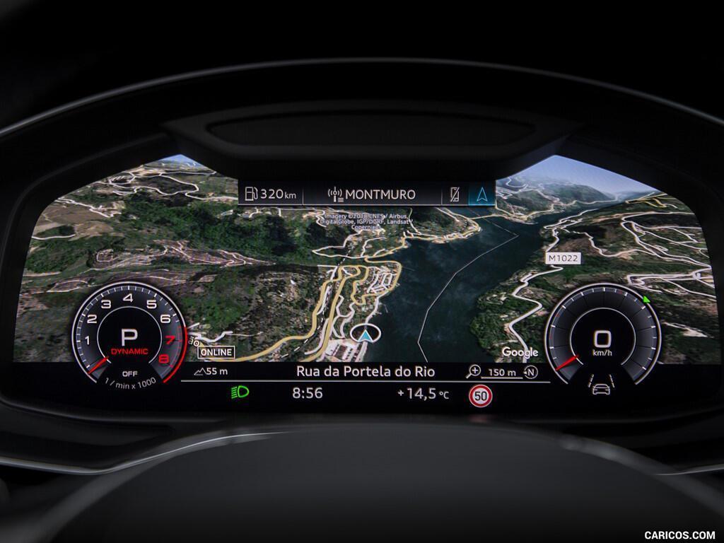 Audi A6 2019 chốt giá từ 59.000 USD - Hình 10