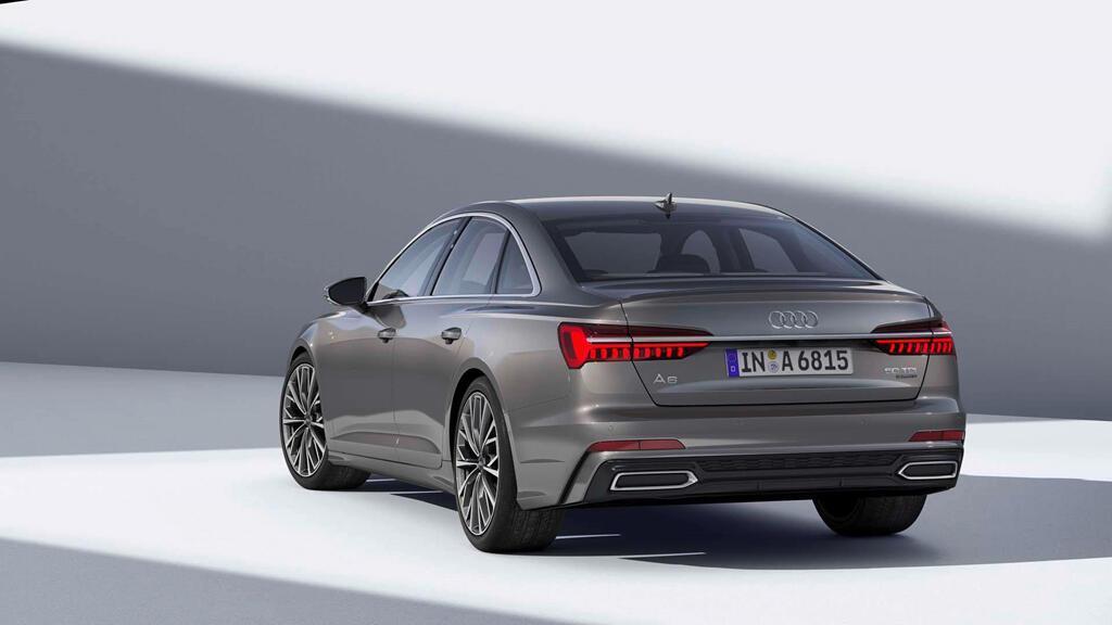 Audi A6 2019 chốt giá từ 59.000 USD - Hình 4